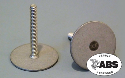Small Stainless Steel Studs